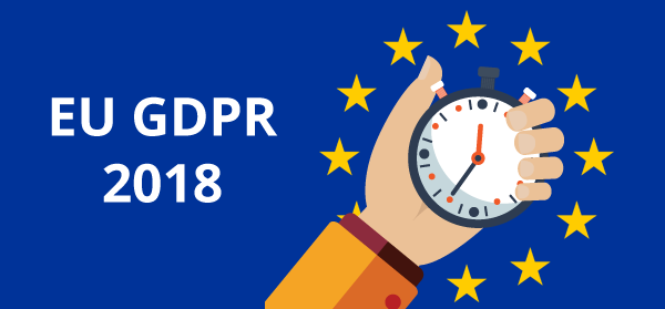 EU General Data Protection-Regulation 2018